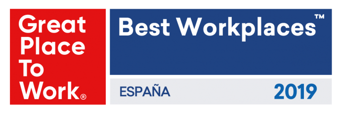 Logotipo del Best Workplaces.