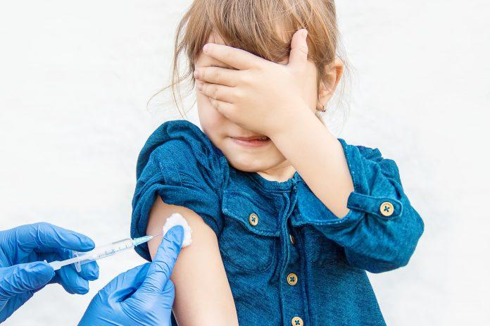 vacuna en niños