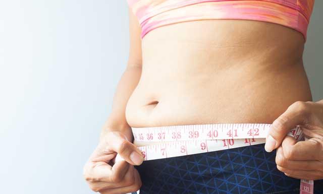 Obesidad abdominal