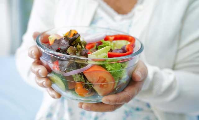 Dieta baja en grasa