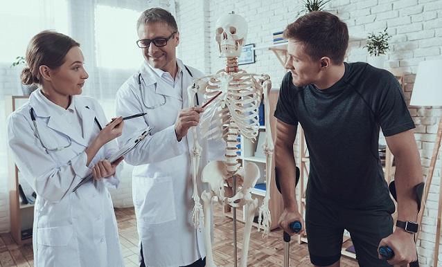 Diagnóstico de osteoporosis