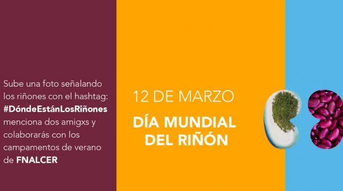 Campaña por el Día Mundial del Riñón