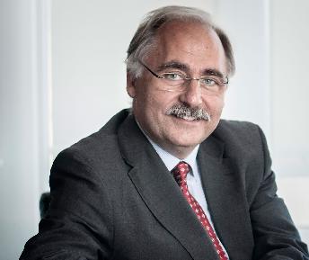 Fernando Bandrés, presidente de la Fundación Tecnología y Salud