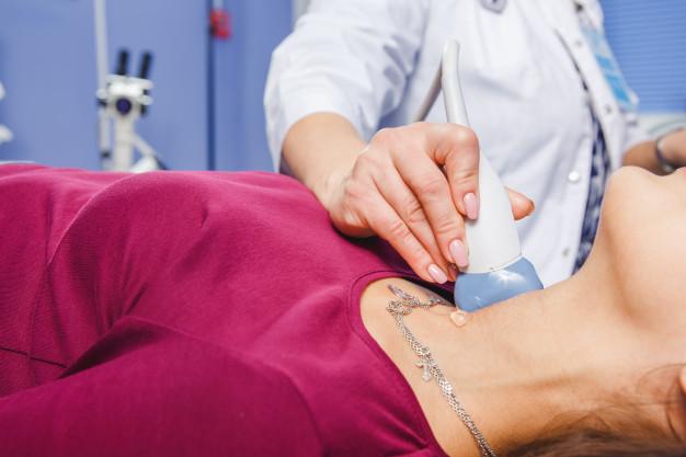 mujer tiroides