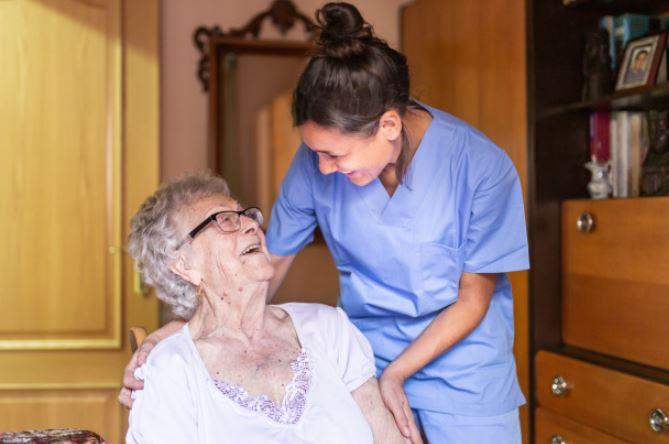 hospitalización a domicilio