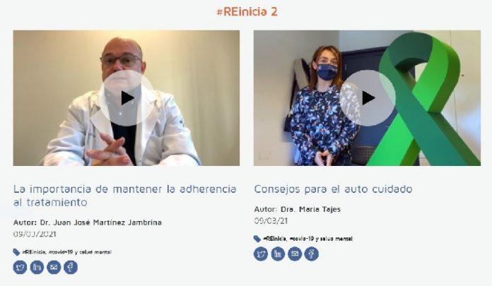 Vídeos para personas con esquizofrenia
