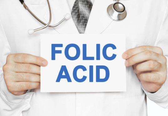 Déficit de ácido fólico