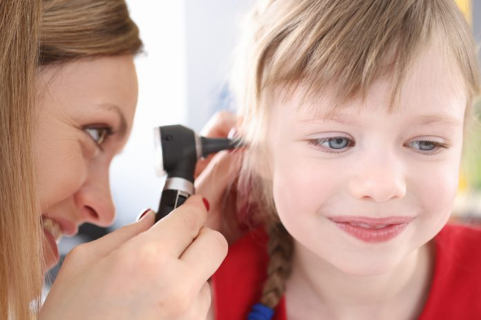 Pérdida auditiva infantil