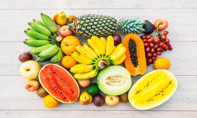 frutas que mas hidratan